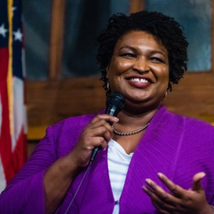 A Message from Stacey Abrams