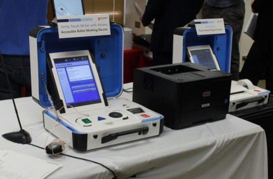New Voting Machine Workshop Thursday Feb 13